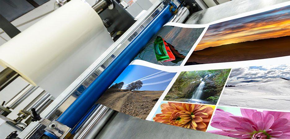 Цифровая широкоформатная печать