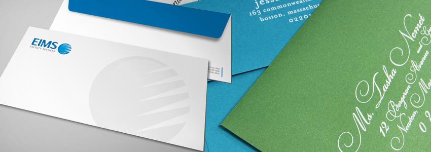 конверты, ассорти